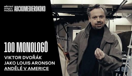 Viktor Dvořák jako Louis Aronson