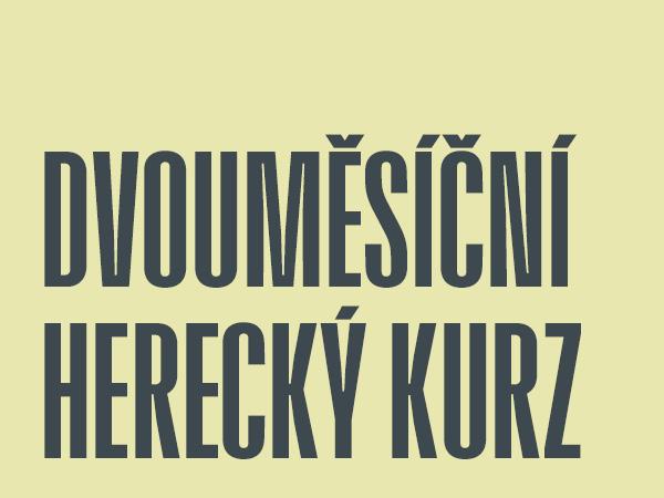 Herecký kurz s Viktorií Čermákovou