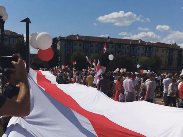 Konec ostrůvku svobody v bažině běloruské diktatury